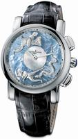 Ulysse Nardin Hourstriker Erotica 42mm Mens Wristwatch 6119-103/P0-P2