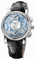 Ulysse Nardin Hourstriker Mens Wristwatch 6119-104/P0-P2