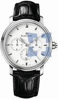 Blancpain Villeret Chronograph Mens Wristwatch 6185.1127.55