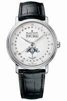 Blancpain Villeret Moon Phase Mens Wristwatch 6263.1127A.55