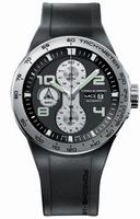 Porsche Design Flat Six Automatic Chronograph Mens Wristwatch 6340.41.44GB