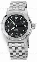 Oris BC3 Day Date Mens Wristwatch 635.7500.41.64.MB