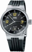 Oris WilliamsF1 Team Day Date Mens Wristwatch 635.7560.41.42.RS