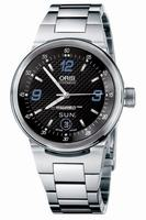 Oris WilliamsF1 Team Day Date Mens Wristwatch 635.7560.41.45.MB