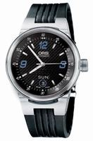 Oris WilliamsF1 Team Day Date Mens Wristwatch 635.7560.41.45.RS