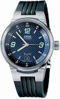Oris WilliamsF1 Team Day Date Mens Wristwatch 635.7560.41.65.RS