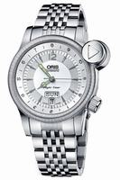 Oris Flight Timer2 Mens Wristwatch 635.7568.40.61.MB