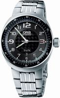 Oris TT3 Day Date Mens Wristwatch 635.7589.70.64.MB