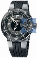 Oris WilliamsF1 Team Day Date 2008 Mens Wristwatch 635.7613.41.64.RS