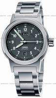 Oris BC3 Day Date Mens Wristwatch 63575344164MB