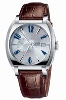 Oris Frank Sinatra Small Second - Date Mens Wristwatch 643.7571.40.61.LS