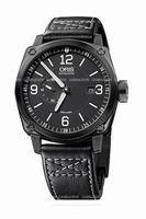 Oris BC4 Small Second Date Mens Wristwatch 643.7617.4764.LS