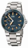 Oris Maldives Limited Edition Mens Wristwatch 643.7654.7185.MB