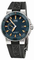 Oris Maldives Limited Edition Mens Wristwatch 643.7654.7185.RS