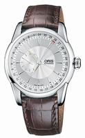 Oris Small Second Pointer Date Mens Wristwatch 64475974051LS