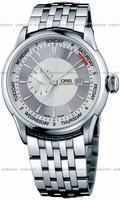 Oris  Mens Wristwatch 645.7596.4051.MB