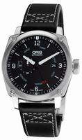Oris BC4 Small Second Pointer Day Mens Wristwatch 645.7617.4174.LS