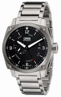 Oris BC4 Small Second Pointer Day Mens Wristwatch 645.7617.4174.MB