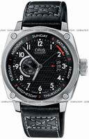 Oris BC4 Pointer Date Mens Wristwatch 64576174164LS