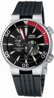 Oris TT1 Divers Titan Date Mens Wristwatch 649.7541.70.64.RS