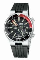 Oris TT1 Meistertaucher Regulateur Mens Wristwatch 649.7541.71.64.RS
