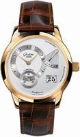 Glashutte PanoReserve Mens Wristwatch 65-01-01-01-04