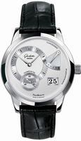 Glashutte PanoReserve Mens Wristwatch 65-01-02-02-04
