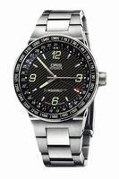 Oris WilliamsF1 Team Pointer Mens Wristwatch 654.7585.41.64.MB