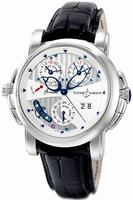 Ulysse Nardin Sonata Mens Wristwatch 660-88