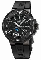 Oris Hirondelle Mens Wristwatch 667.7645.72.94.SET