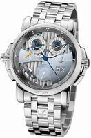 Ulysse Nardin Sonata Silicium Mens Wristwatch 670-85-8