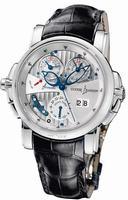 Ulysse Nardin Sonata Mens Wristwatch 670-88
