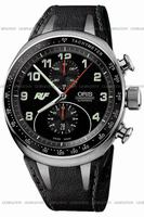 Oris TT3 RUF CTR3 Mens Wristwatch 673.7611.7084.SET