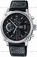 Oris BC4 Chronograph Mens Wristwatch 674-7616-4154-LS