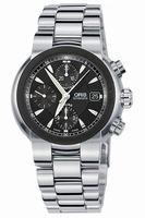 Oris TT1 Chronograph Mens Wristwatch 674.7521.44.64.MB