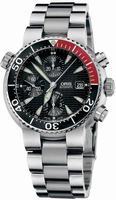 Oris Diver Chronograph Mens Wristwatch 674.7542.71.54.MB