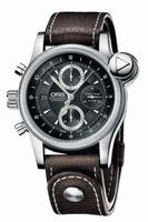Oris Flight Timer R4118 Limited Edition Mens Wristwatch 674.7583.40.84.LS