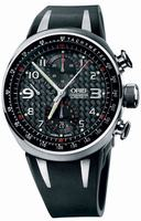 Oris Williams TT3 Chronograph Mens Wristwatch 674.7587.72.64.RS