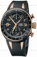 Oris Williams TT3 Chronograph Mens Wristwatch 674.7587.77.64.RS