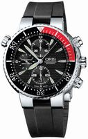 Oris Diver Chronograph Mens Wristwatch 674.7599.71.54.RS