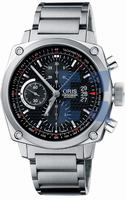 Oris BC4 Chronograph Mens Wristwatch 674.7616.41.54.MB