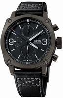 Oris BC4 4e RHFS Limited Edition Mens Wristwatch 674.7616.4284.SET