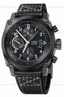 Oris BC4 Chronograph Mens Wristwatch 674.7633.47.64.LS