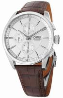 Oris Artix Chronograph Mens Wristwatch 674.7644.4051.LS
