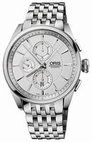 Oris Artix Chronograph Mens Wristwatch 674.7644.4051.MB