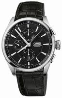 Oris Artix Chronograph Mens Wristwatch 674.7644.4054.LS