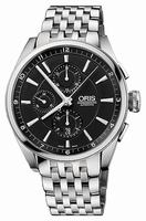 Oris Artix Chronograph Mens Wristwatch 674.7644.4054.MB