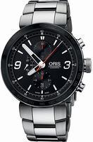 Oris TT1 Chronograph Mens Wristwatch 67476594174MB