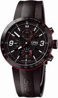 Oris TT1 Chronograph Mens Wristwatch 67476594764RS