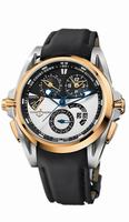 Ulysse Nardin Sonata Streamline Mens Wristwatch 675-01-4